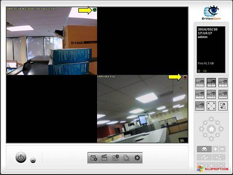 צילום מסך D-ViewCam Windows XP
