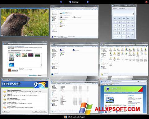 צילום מסך Dexpot Windows XP