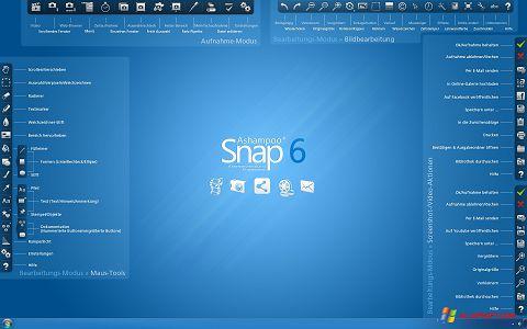 צילום מסך Ashampoo Snap Windows XP