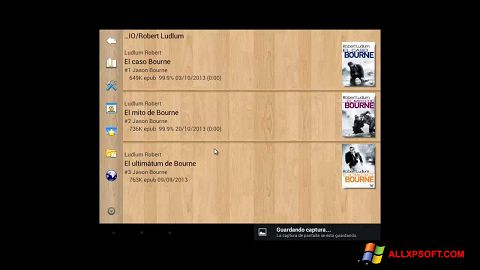 צילום מסך Cool Reader Windows XP