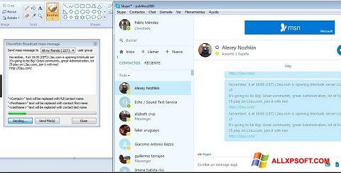 צילום מסך Clownfish Windows XP