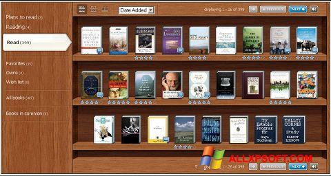 צילום מסך Bookshelf Windows XP