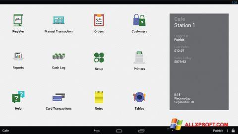 צילום מסך Clover Windows XP
