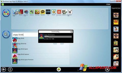 צילום מסך BlueStacks Windows XP