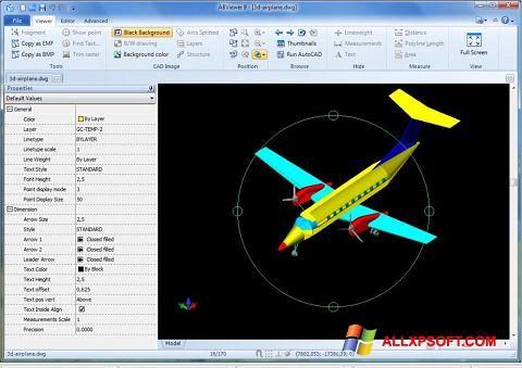 צילום מסך ABViewer Windows XP